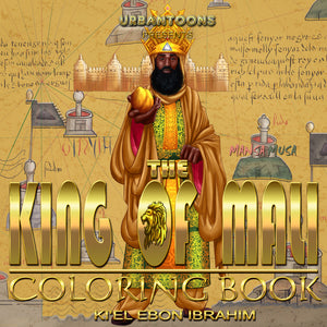 The King of Mali: Rise of Mansa Musa (Coloring Book) - UrbanToons Inc.