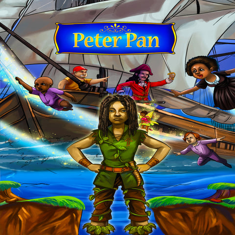 Urbantoons Peter Pan Wholesale/Bulk 25 units min