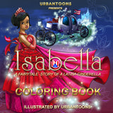 Urbantoons Melanin Princess Bundle (Books 1-5) Bonus FREE Coloring Book