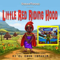 Little Red Riding Hood & Peter Pan COMBO PACK - UrbanToons Inc.