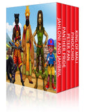 Urbantoons Boy's Bundle Collection (Books 1-5) - UrbanToons Inc.