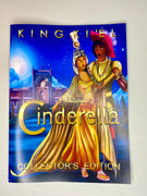 Cinderella Collector's Edition Signed 12x9 Book