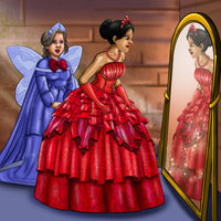 Urbantoons Isabella: A Cinderella Fairy Tale of Latina Princess (Second Edition) - UrbanToons Inc.
