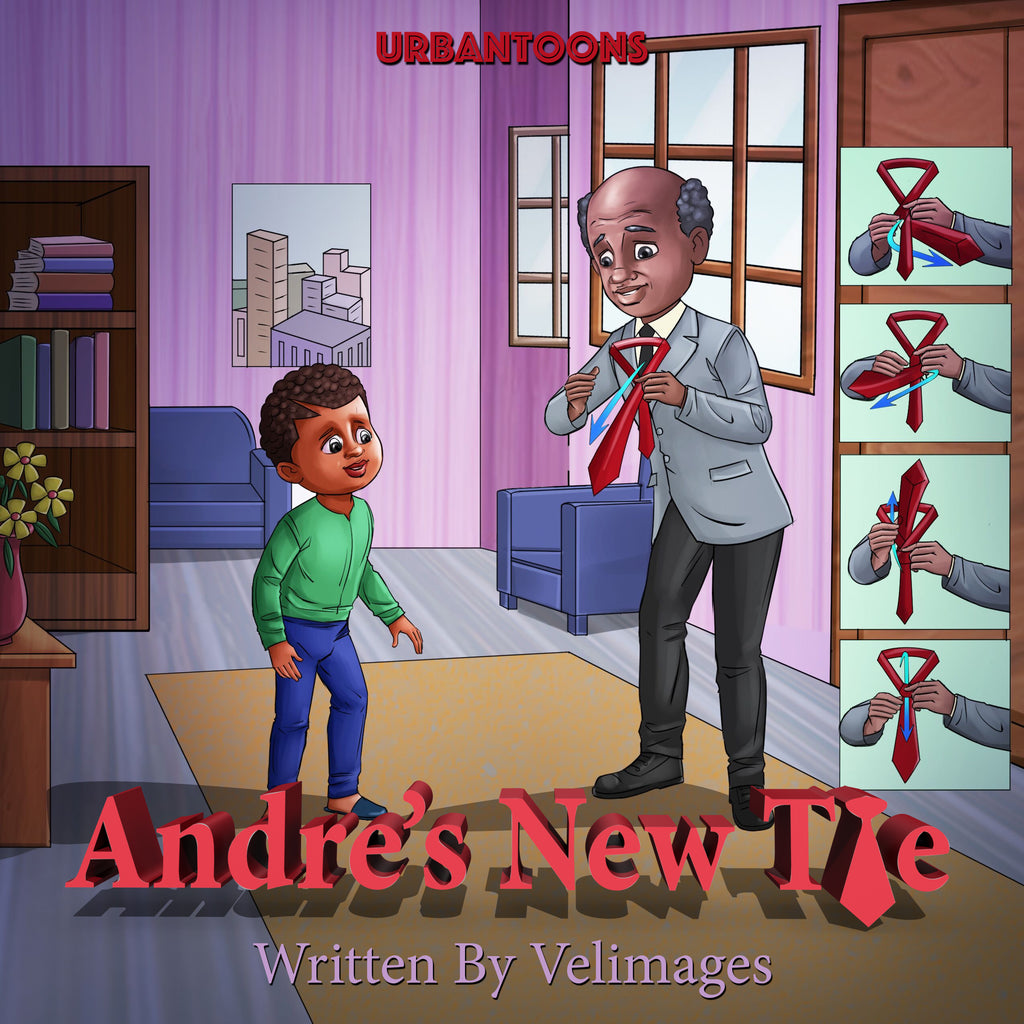 Andre's New Tie (Available for Pre-Order)