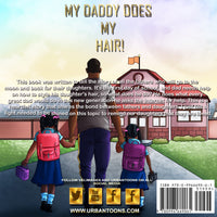 My Daddy Does My Hair! Bulk 25 copies - UrbanToons Inc.