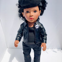 Urbantoons The Black Panther Shakura Doll (Sold out) - UrbanToons Inc.