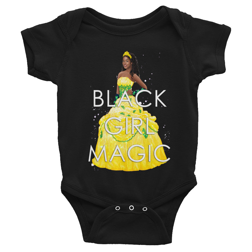 Urbantoons: Black Girl Magic Infant Bodysuit - UrbanToons Inc.