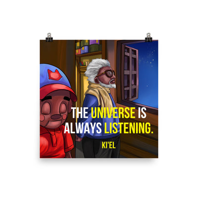 Urbantoons Pinocchio: The Universe is Listening - UrbanToons Inc.