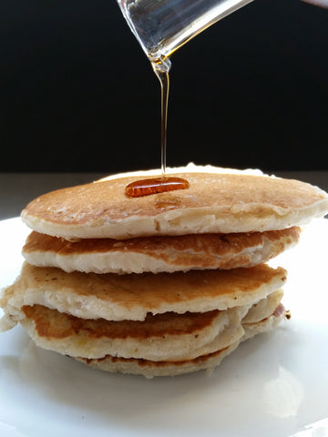 Gluten free and allergy friendly pancake