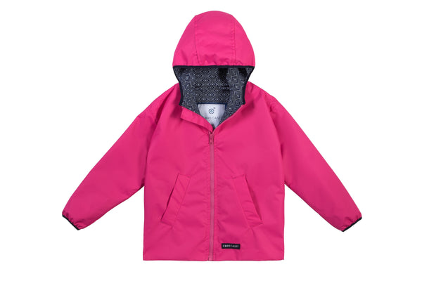 Kiddies Pink Raincoat