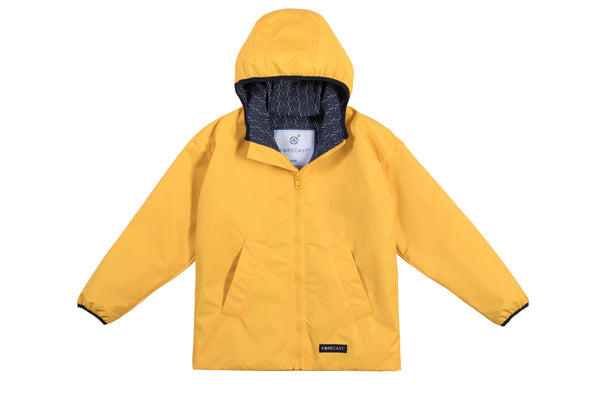 Kiddies Yellow Raincoat