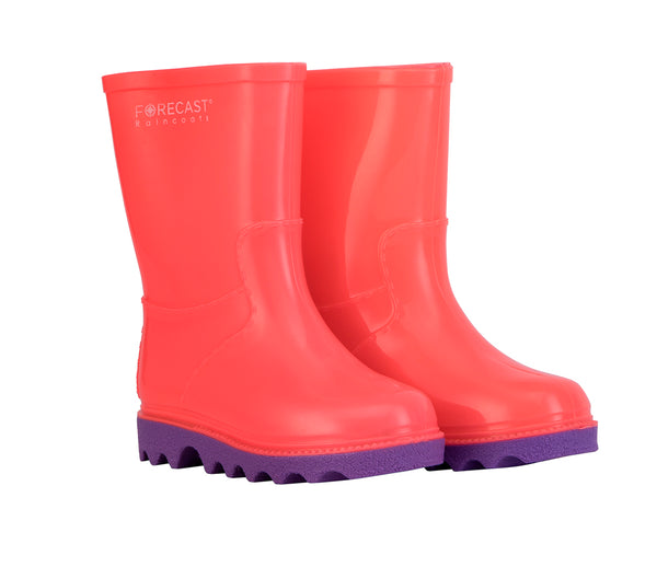 Kiddies Pink Rain Boot