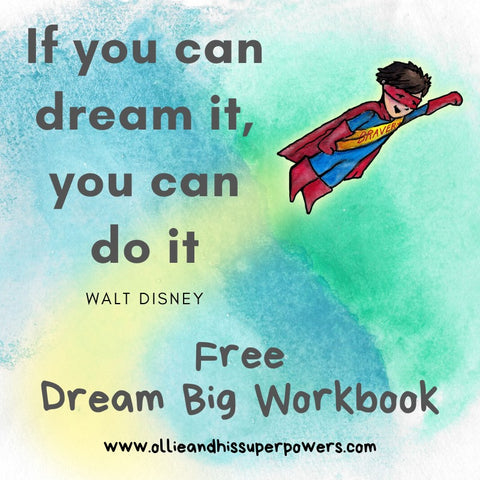 Dream Big Workbook No 1