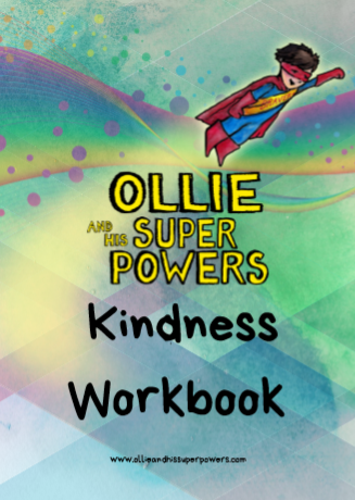 Ollie's Kindness Workbook