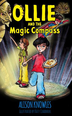 Ollie and the Magic Compass - Alison Knowles