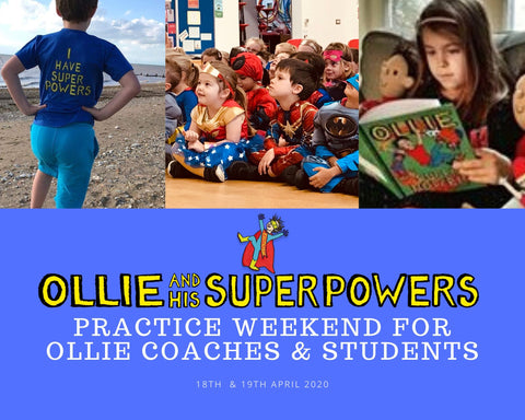 Practice weekend for Ollie Coaches & Students