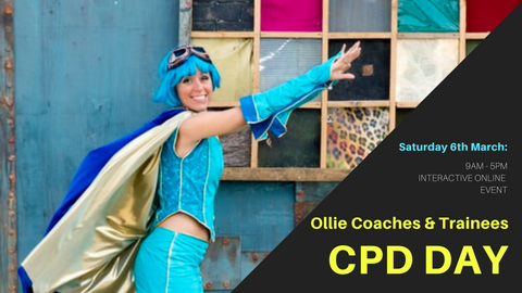 CPD Day 6th March - Ollie Coaches and Trainees