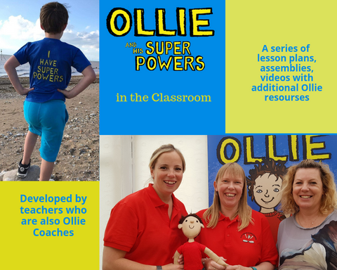 Ollie in the Classroom - Lesson plans, assemblies, and resources