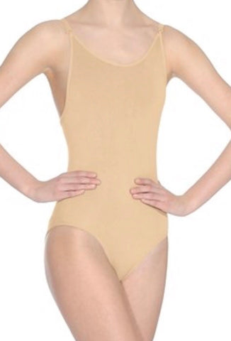 Seamless Bodysuit Nude Girls and Ladies