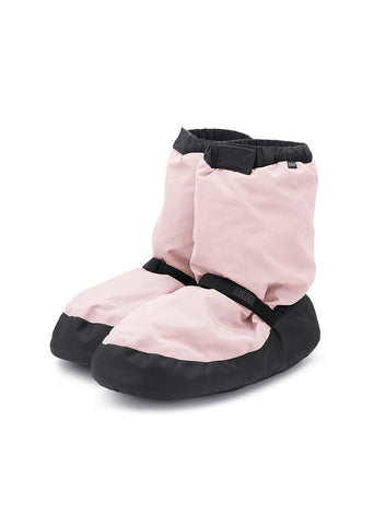 Warm up Booties- Candy pink