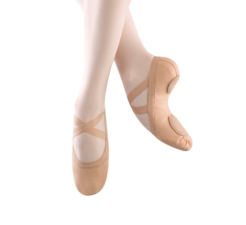 Bloch Synchrony split sole canvas ballet shoe SO625L