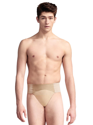 Mens Quilted Dance belt by Capezio N5930
