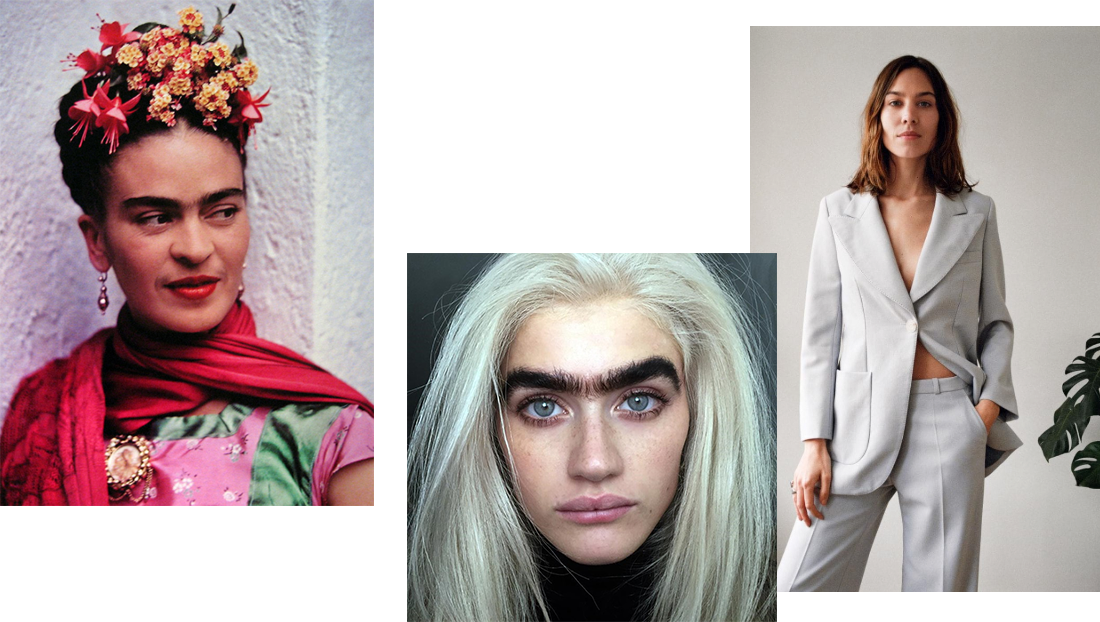 Janelle Mayo's hair inspirations