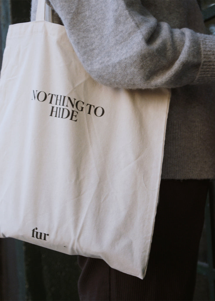Nothing to Hide Tote