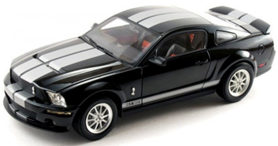 Shelby GT 500 2007 Shelby Collectibles 1/18