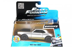 Chevrolet Camaro Off Road Fast & Furious Jada 1/32