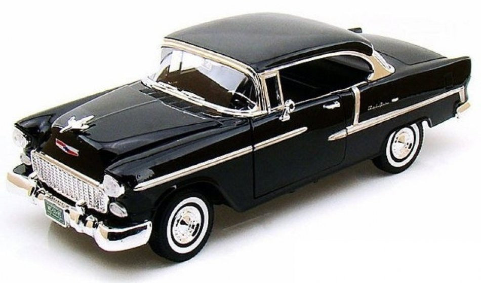 Chevrolet Bel Air Hard Top 1955 Motor Max 1/18
