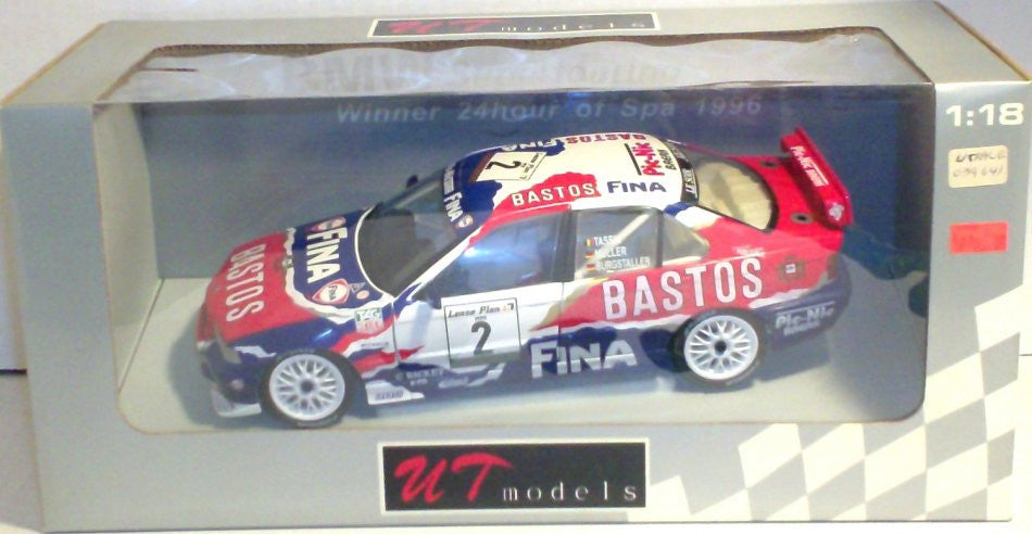 BMW 320i Super Touring 1996 UT Models 1/18