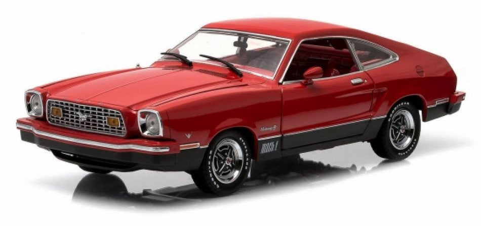 Ford Mustang II Mach 1 1976 Greenlight 1/18