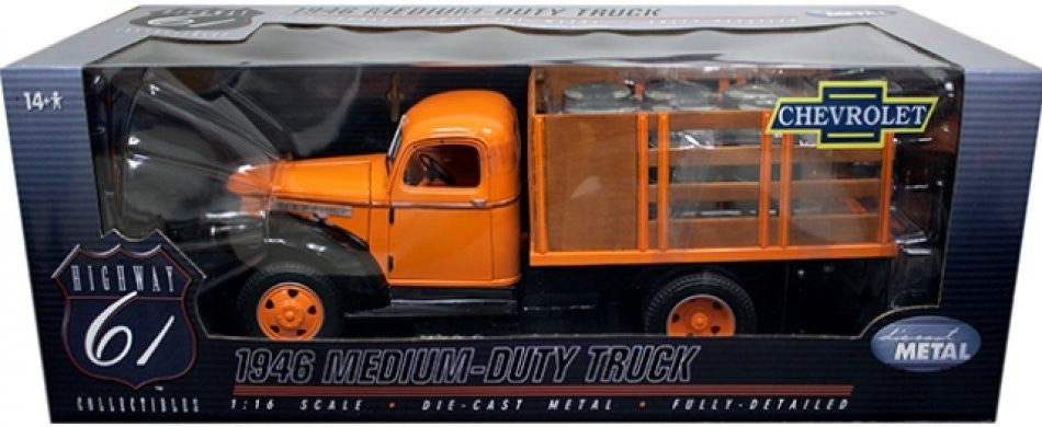 Chevrolet Medium Duty Truck 1946 Highway 61 1/16