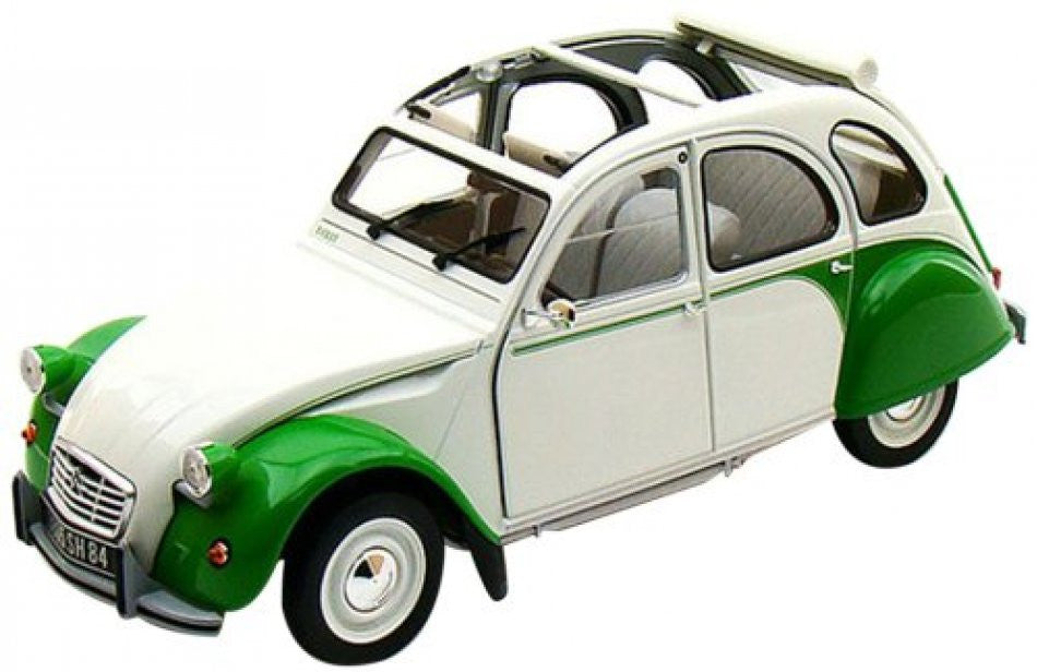 Citroen 2 CV Dolly 1985 Norev 1/18