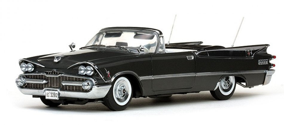 Dodge Custom Royal Lancer Convertible 1959 Sun Star Platinum 1/18