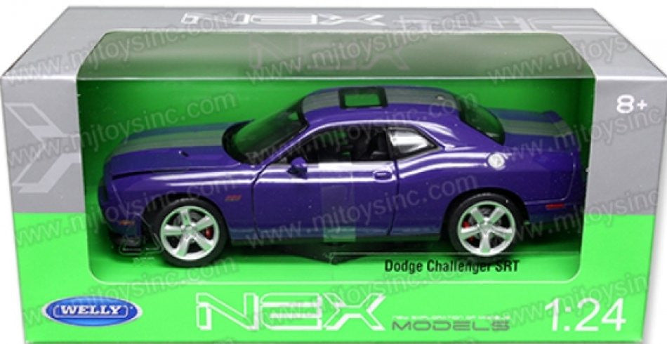 Dodge Challenger SRT Welly NEX 1/24