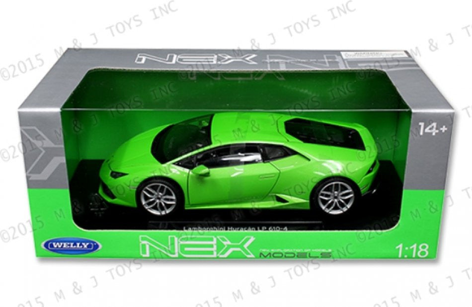 Lamborghini Huracan LP 610-4 Welly NEX 1/18