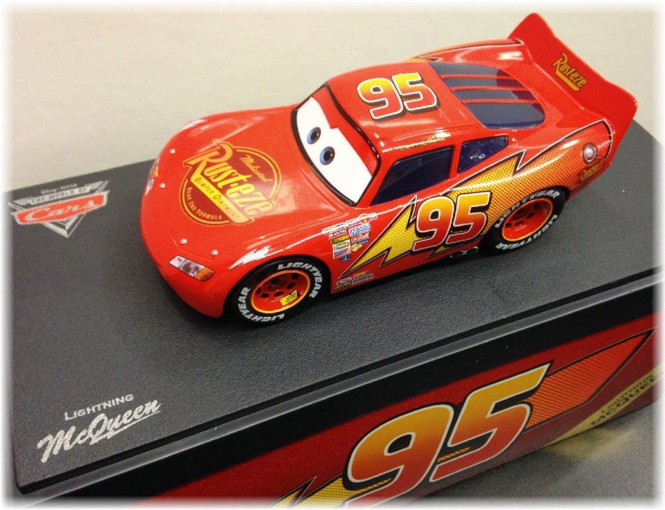 Lightning McQueen Flash McQueen Matty Collectors, Mattel 1/24