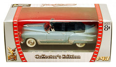 Cadillac Coupe DeVille Convertible 1949 Road Signature 1/43
