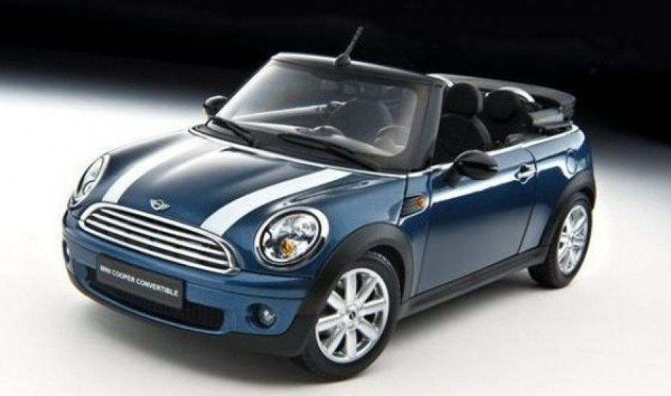 MINI Cooper Convertible 2009 Kyosho 1/18
