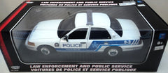 Ford Crown Victoria Police Montréal Motor Max 1/18
