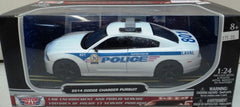 Dodge Charger Pursuit Police de Laval 2014 Motor Max 1/24