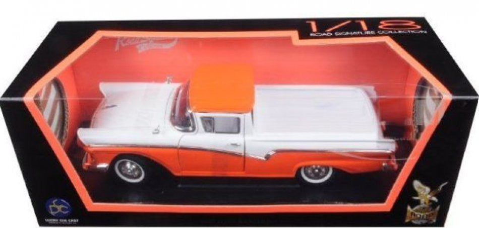 Ford Ranchero 1957 Lucky Die Cast Road Signature 1/18