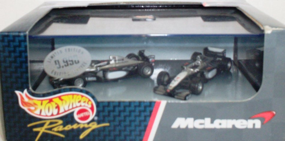 McLaren Mercedes MP4-13 1998 HotWheels 1/64