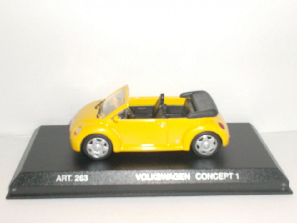 Volkswagen New Beetle Concept 1 Detail Cars 1/43