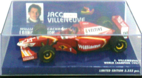 Williams Mecachrome 1998 Minichamps  1/43