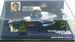 Williams Renault Launch version 1997 Minichamps 1/43