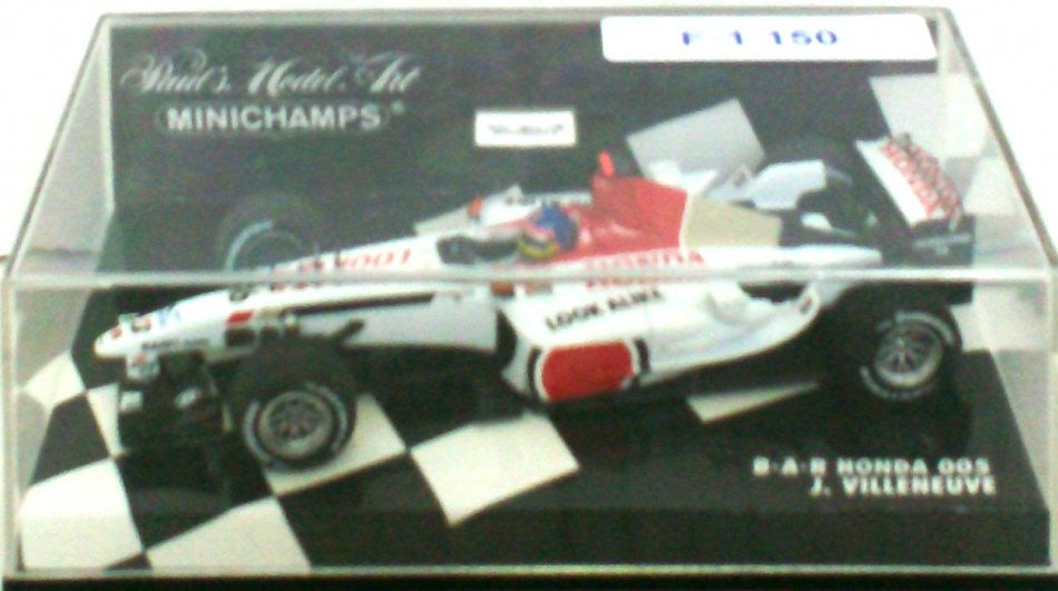 BAR Honda 005 Minichamps 1/43