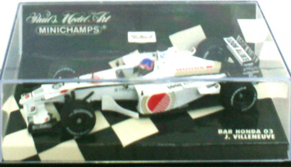 BAR Honda 03 Minichamps 1/43